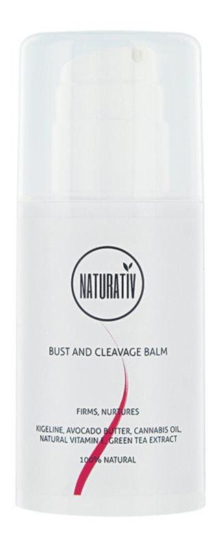 Naturativ Body Care Beautiful Bust balsam pentru fermitate decolteul si bustul