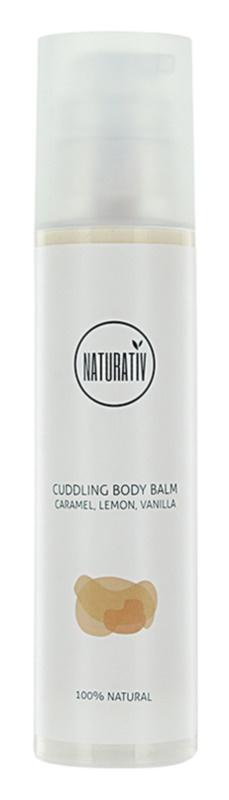 Naturativ Body Care Cuddling Moisturizing Body Balm for Soft and Smooth Skin