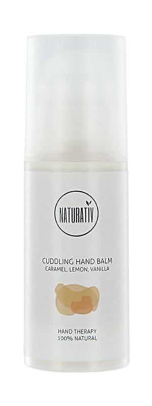 Naturativ Body Care Cuddling crema de maini hranitoare