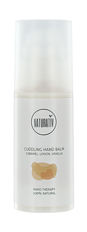 Naturativ Body Care Cuddling pflegende Handcreme