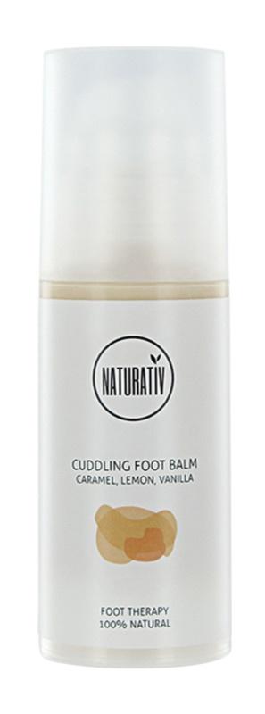 Naturativ Body Care Cuddling ošetrujúci krém na nohy