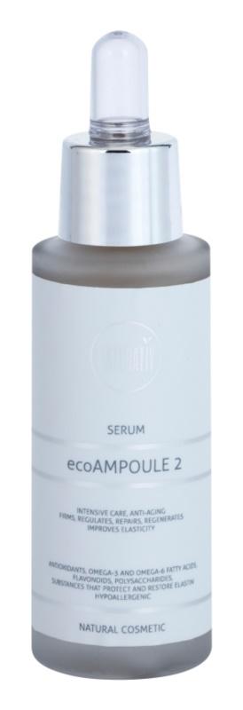 Naturativ Face Care ecoAmpoule 2 intenzivní sérum s protivráskovým účinkem