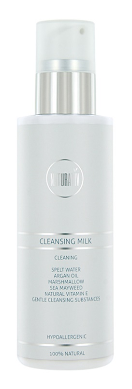 Naturativ Face Care Cleaning sanfte Reinigungsmilch