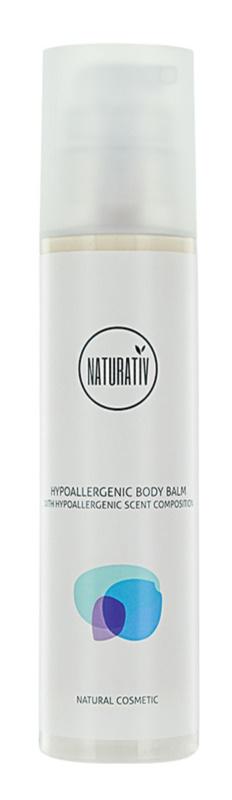 Naturativ Body Care Hypoallergenic бальзам для тіла із зволожуючим ефектом