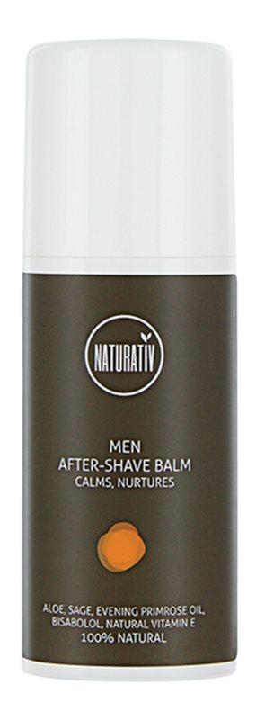 Naturativ Men balzam po holení na upokojenie pleti