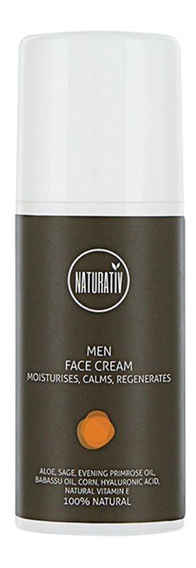 Naturativ Men  regenerační krém s hydratačním účinkem
