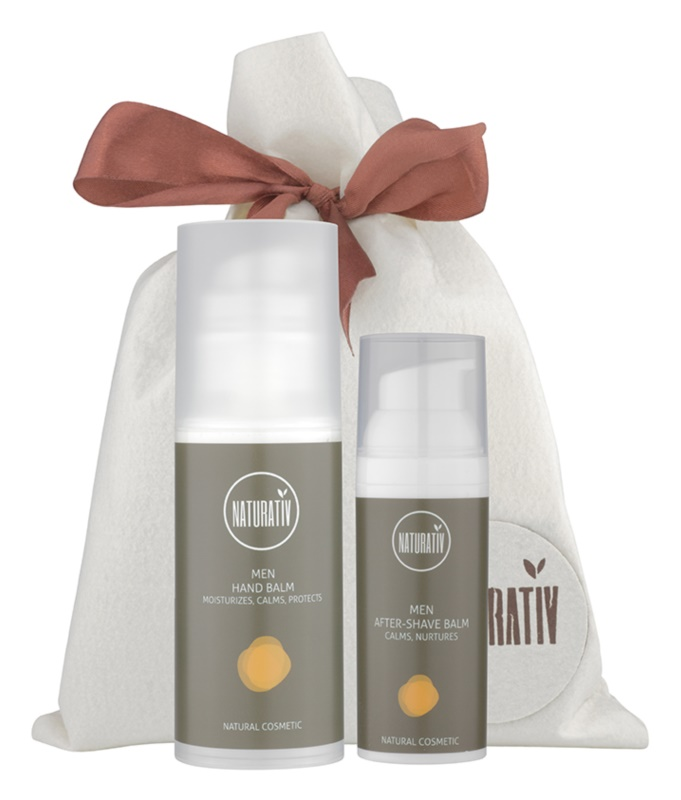 Naturativ Men Cosmetica Set  II.