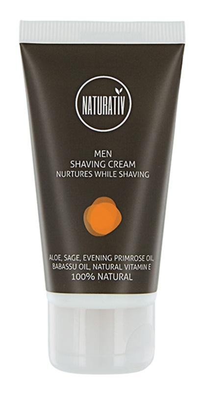 Naturativ Men creme de barbear