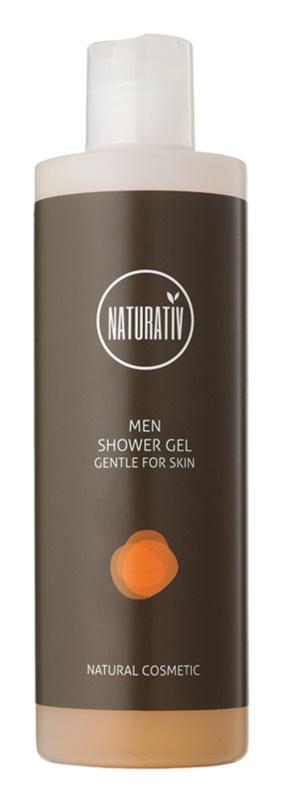 Naturativ Men gel de duche suave