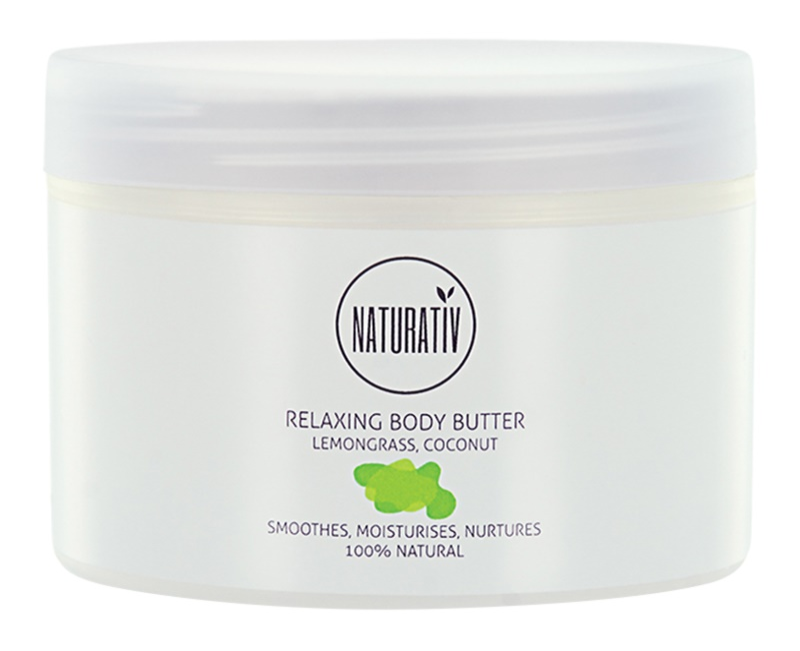 Naturativ Body Care Relaxing testvaj kisimító hatással