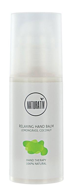 Naturativ Body Care Relaxing crema hidratante para manos