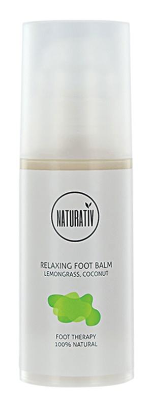 Naturativ Body Care Relaxing lábkrém regeneráló hatással