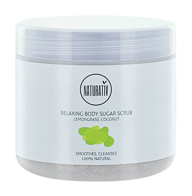 Naturativ Body Care Relaxing Sugar Scrub For Body