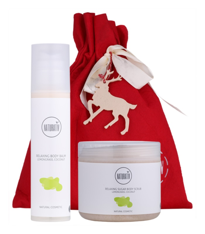 Naturativ Body Care Relaxing lote cosmético I.