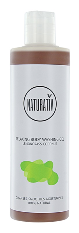 Naturativ Body Care Relaxing Shower Gel With Glycerin