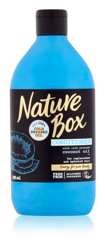 Nature Box Coconut hydratačný kondicionér