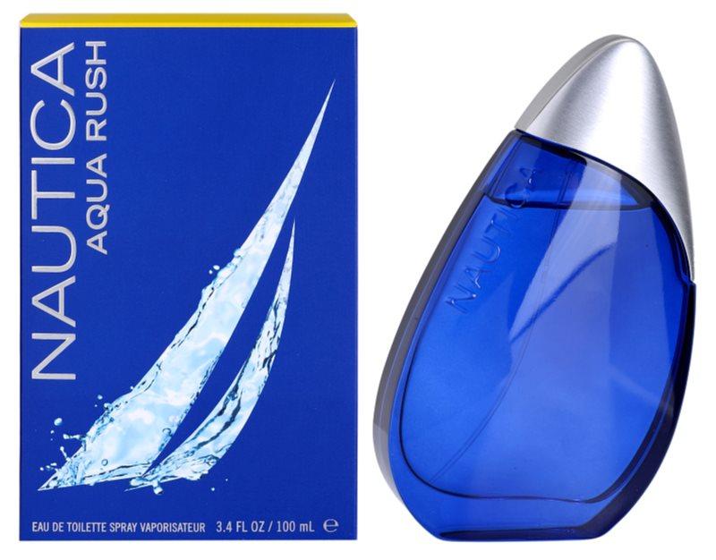 Nautica Aqua Rush Eau de Toilette für Herren 100 ml