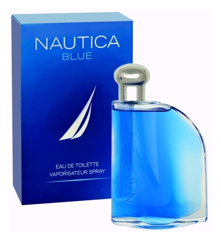 Nautica Blue Eau de Toilette for Men 100 ml