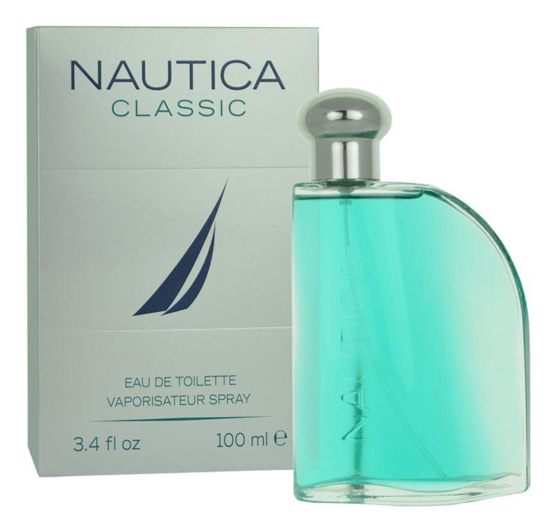 Nautica Classic Eau de Toilette Herren 100 ml