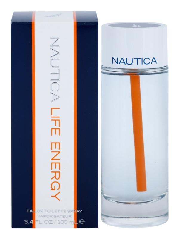 Nautica Life Energy woda toaletowa dla mężczyzn 100 ml