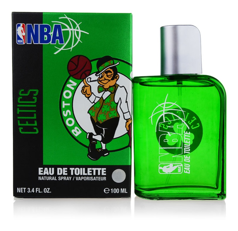 NBA Boston Celtics toaletní voda pro muže 100 ml