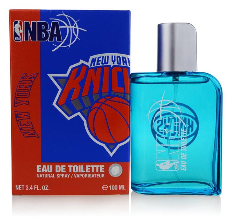 NBA New York Knicks Eau de Toilette para homens 100 ml