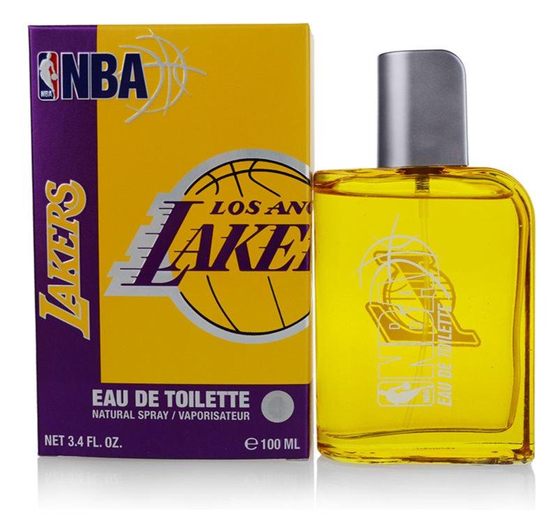 NBA Los Angeles Lakers toaletná voda pre mužov 100 ml