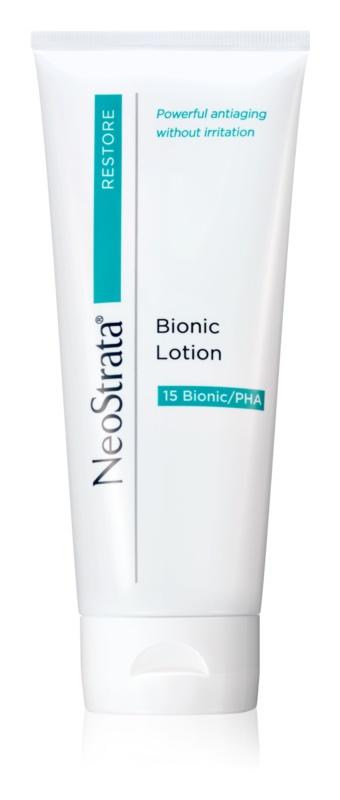 NeoStrata Restore Loción suavizante intensa para pieles secas y muy secas