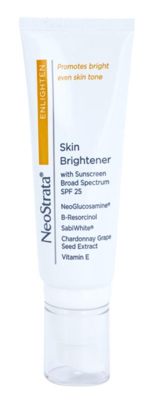 NeoStrata Enlighten rozjasňují hydratační krém proti pigmentovým skvrnám SPF 25