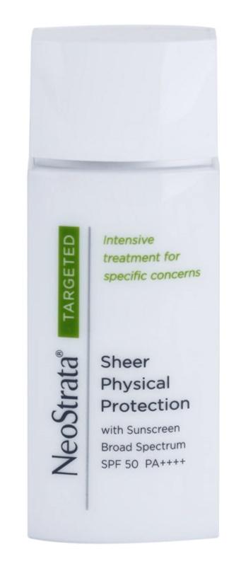 NeoStrata Targeted Treatment mineralni zaštitni fluid za lice SPF 50