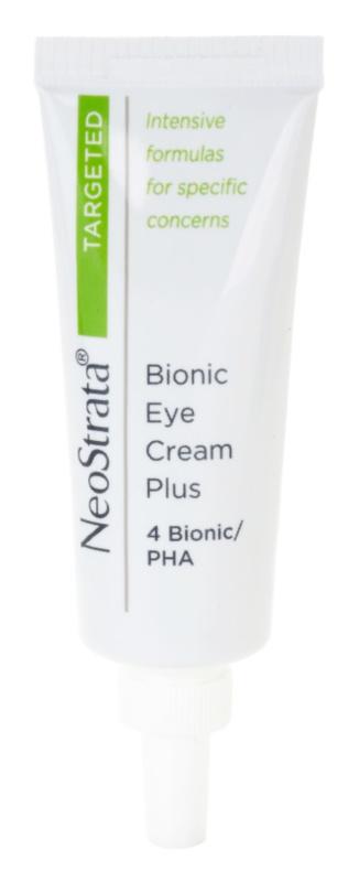NeoStrata Targeted Treatment crema para contorno de ojos antibolsas y antiojeras