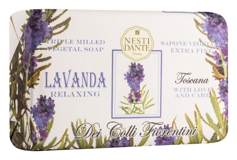 Nesti Dante Dei Colli Fiorentini Lavender Relaxing натуральне мило