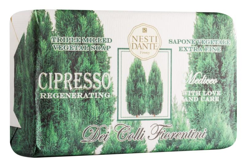 Nesti Dante Dei Colli Fiorentini Cypress Regenerating Natural Soap