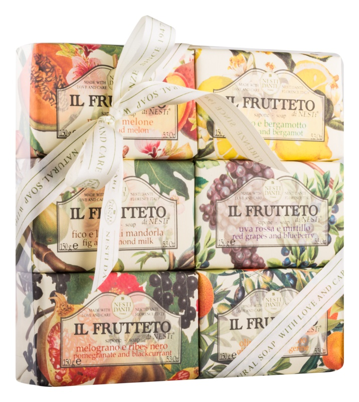 Nesti Dante Il Frutteto The Collection set cosmetice I.