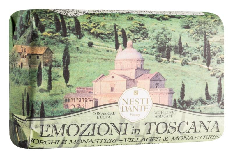 Nesti Dante Emozioni in Toscana Villages & Monasteries mydło naturalne