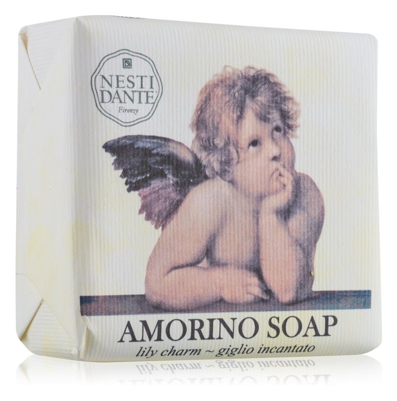 Nesti Dante Amorino Lily Charm luxusné mydlo