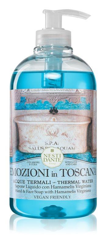 Nesti Dante Emozioni in Toscana Thermal Water рідке мило для рук