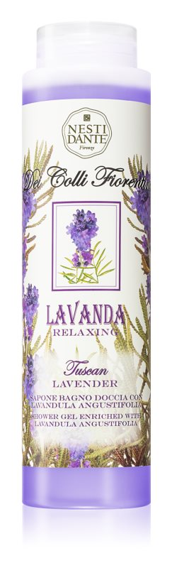 Nesti Dante Dei Colli Fiorentini Lavender Relaxing gel de dus