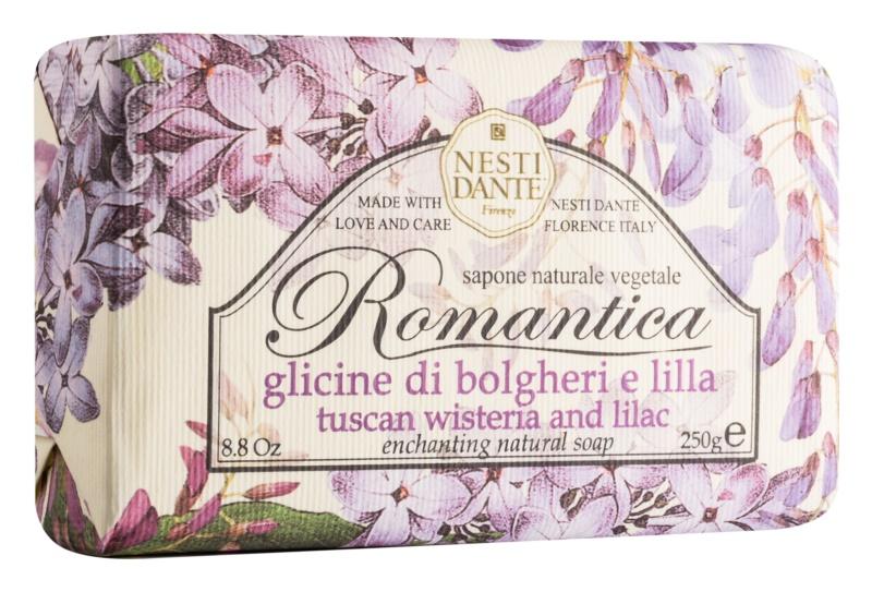 Nesti Dante Romantica Tuscan Wisteria & Lilac Natural Soap