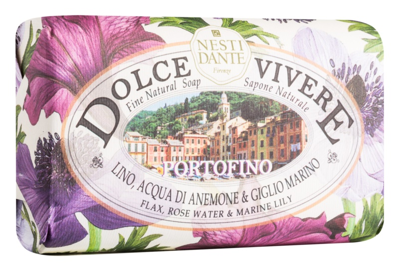 Nesti Dante Dolce Vivere Portofino натуральне мило
