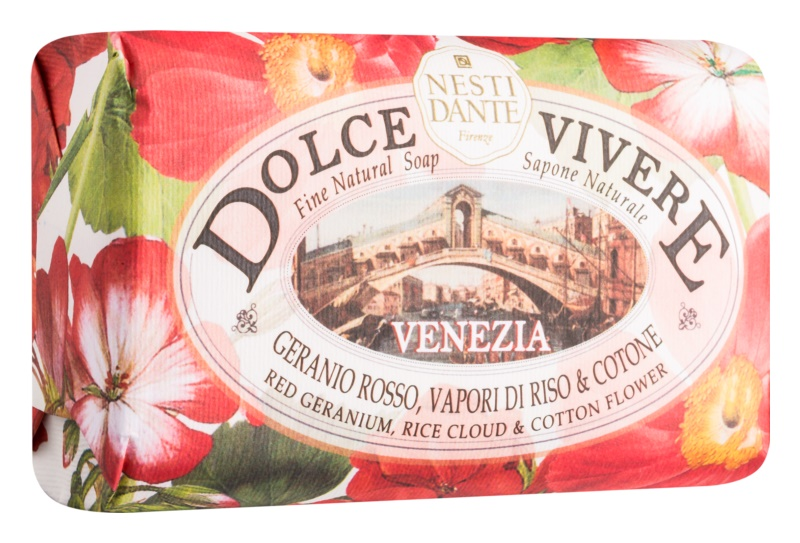 Nesti Dante Dolce Vivere Venezia přírodní mýdlo