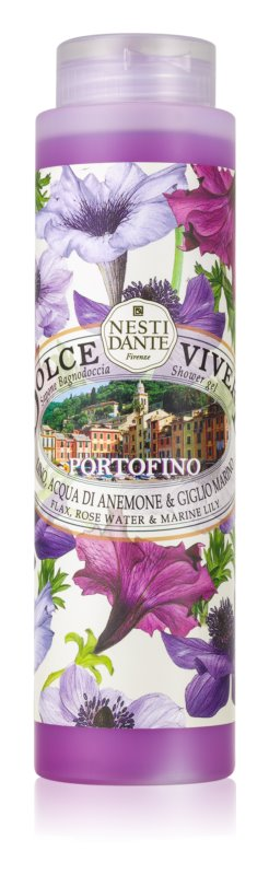 Nesti Dante Dolce Vivere Portofino Shower Gel and Bubble Bath