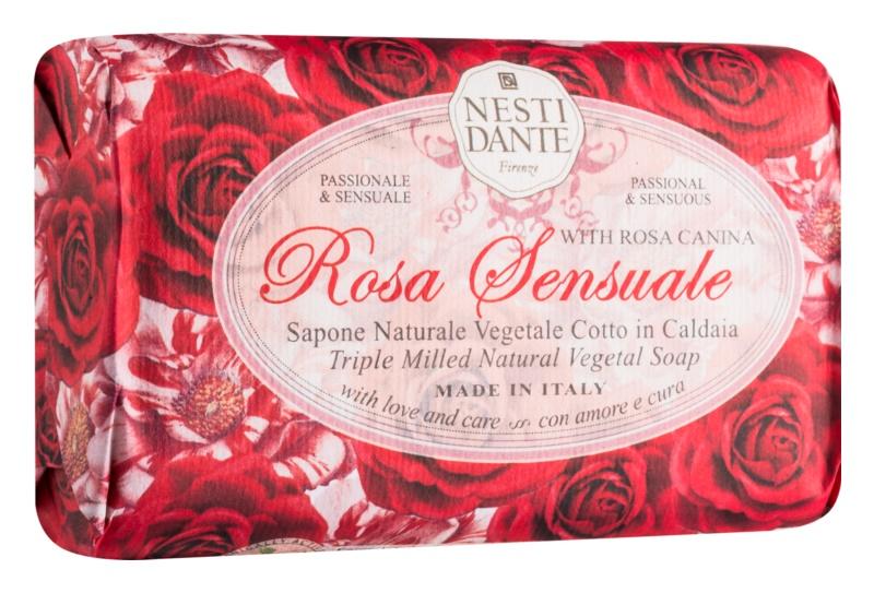 Nesti Dante Rose Sensuale săpun natural