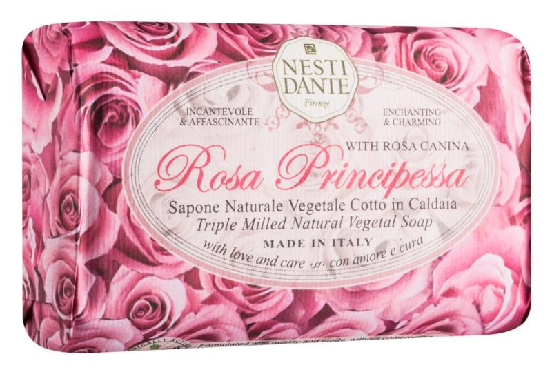 Nesti Dante Rose Principessa Naturseife