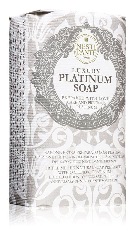 Nesti Dante Platinum розкішне мило