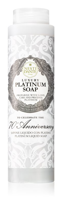 Nesti Dante Platinum gel za prhanje
