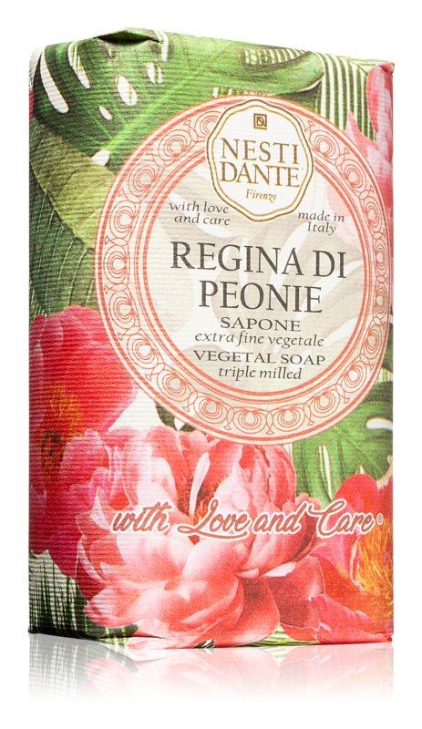 Nesti Dante Regina Di Peonie extra jemné prírodné mydlo