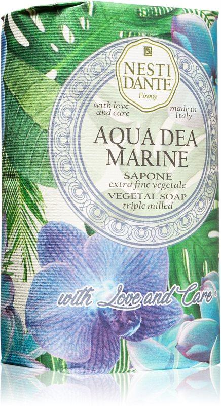 Nesti Dante Aqua Dea Marine екстра ніжне натуральне мило