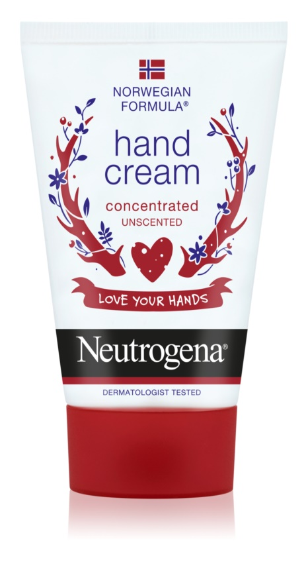 Neutrogena Hand Care Hand Cream Fragrance-Free