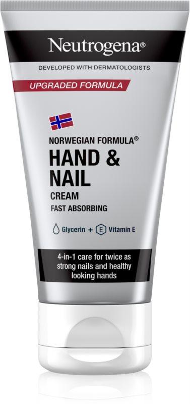 Neutrogena Hand Care krém na ruky a nechty